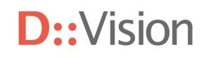 Il logo di D::Vision